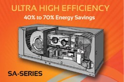 Ultra High Efficiency SA-Series