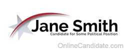 Political Logo Templates by Online Candidate