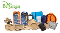 Be Green Packaging product line