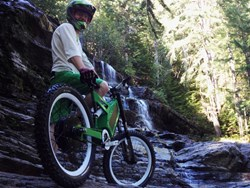 Brandyn Mears Stealth Electric Bikes