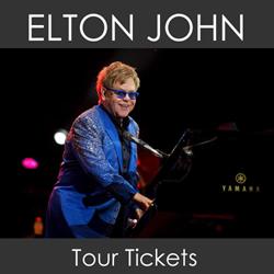 Elton John Concert Tickets
