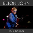 Elton John Tickets For Houston and Reading Concerts Go on Sale Today...