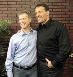 Jeff Walker and Tony Robbins