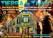 Tierra de Tango poster for San Juan, Argentna premiere