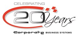 Corporate Business Systems has offered office solutions for 20 years.
