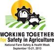 It's National Farm Safety and Health Week - Let's Work Together for...