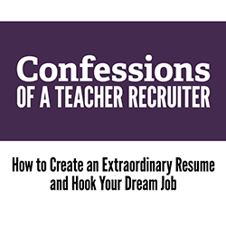Confessions of a Teacher Recruiter