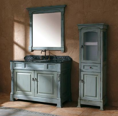 Homethangs Com Has Introduced A Guide To Trendy Bathroom Vanity Colors And Finishes