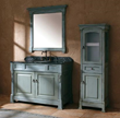 "James Martin Solid Wood 48"" Bosco Ancient Blue Single Bathroom Vanity 147-114-5251"