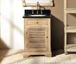 "James Martin Solid Wood 23.75"" Astrid Natural Oak Single Bathroom Vanity 238-101-5121"
