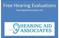 Free Hearing Evaluation at Hearing Aid Associates in Kennett Square PA