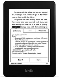 All-New Kindle Paperwhite 2013