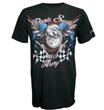 2012 NASCAR Sprint Cup Champion Brad Keselowski Debuts Signature T-Shirt with Panic Switch Army