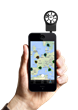 Shaka's Crowdsource Weather Map Powered by Its Personal Weather Station for Smartphones Now Available