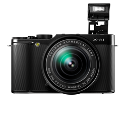 Fujifilm X-A1 Mirrorless Digital Camera with 16-50mm Lens