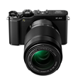 Fujifilm X-A1 Mirrorless Digital Camera with XC 50-230mm f/4.5-6.7 OIS Lens
