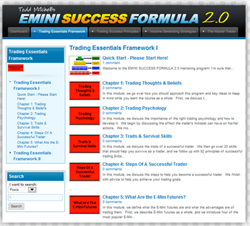 Emini Success Formula Review