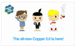 Copper Releases Version 5 of Its Award Winning Project Management...
