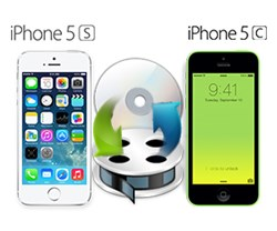 Rip DVD to iPhone 5S/5C, Convert HD Videos to iPhone 5S/5C