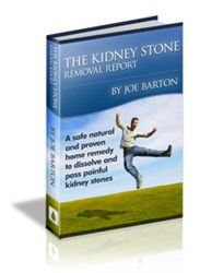 how to relieve kidney stone pain how kidney stone removal report