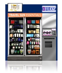 3FLOZ's Fully Automated Retail Store