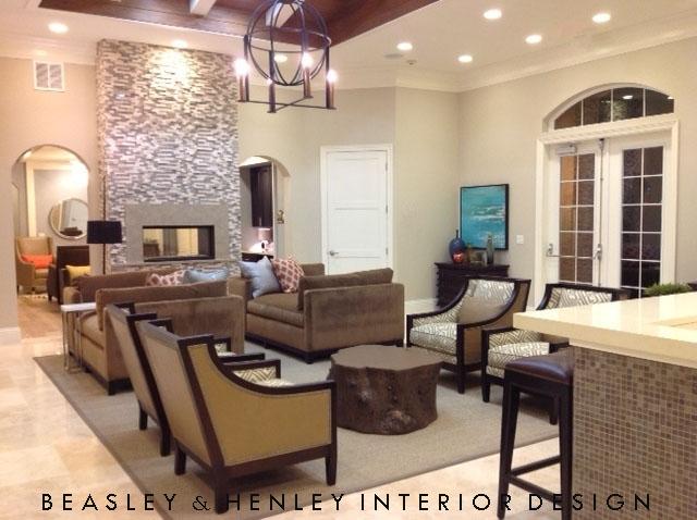 Beasley & Henley Interior Design / Unicorp Install Casa Mirella ...