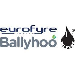 Eurofyre, Ballyhoo & Wi-Fyre Logos