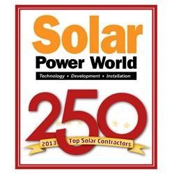 Solar Power World Top 250 List