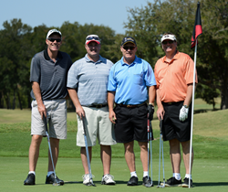 AUSA Wounded Warrior Golf Classic