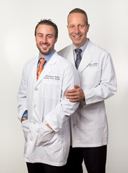 Dr. Michael Frith and Dr. Jeremy Frith