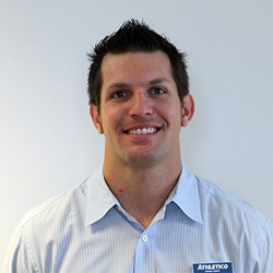 Scott Sieder, Athletico Oswego Facility Manager