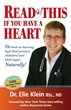 """Naturopathic Doctor Elie Klein Releases New Book, """"Read This if..."""