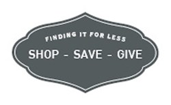 Shop - Save - Give