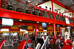 Hard-Core Fitness Center