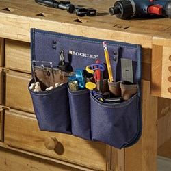 New Portable Storage System From Rockler Belt Pouches