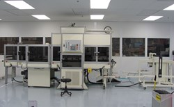 Clean room manufacturing by UFP Technologies - Glendale Heights, IL