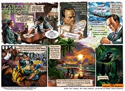 Tarzan of the Apes Comic Strip