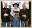 Barbecue Hall of Fame® 2012 inductees - Henry Ford, Johnny Trigg, Guy Fieri