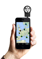 Shaka Weather Station for Smartphone