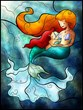 Mermaids by Mandie Manzano