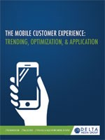 The Mobile Customer Experience White Paper Cover