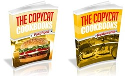 fast food recipes how copycat cookbooks