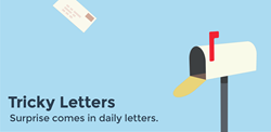 Tricky Letters for iPhone — a new way to get your daily inspiration on your iPhone.