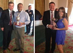 Hertfordshire golfers chip and win as regional tournament concludes