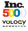Vology Named to Inc. 5000 Fastest Growing Companies for 8th...