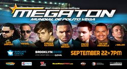Tickets to El Megatón Mundial de Polito Vega at Barclay Center