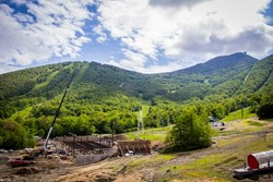 Ski Vermont 2013-14 Season Updates, Jay Peak construction