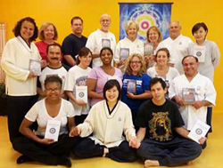 Dahn Yoga Center of the Month: Alexandria, VA