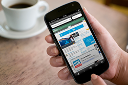 Qualaroo for Mobile Web on U.S. News & World Report