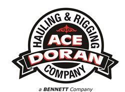 Ace Doran Hauling & Rigging Co. logo